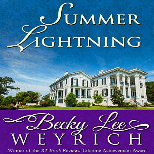 Summer Lightning audiobook cover art