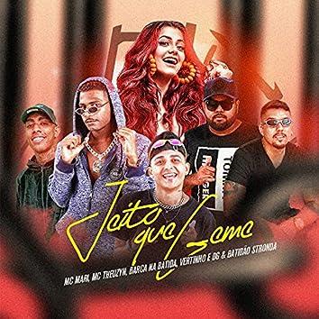 Jeito Que Geme (feat. Barca Na Batida & MC Theuzyn) (Brega Funk)