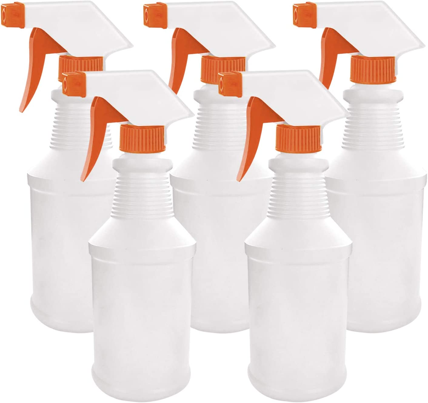 Plastic Spray Bottle with Sprayers 5 16 Pack Cleaning for Oz mart All stores are sold