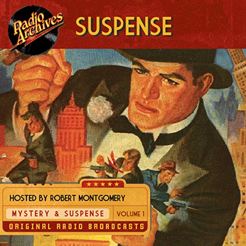 Suspense, Volume 1 cover art