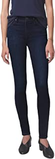 Citizens of Humanity Rocket High Rise Skinny Jeans - Women's Designer Denim - in Galaxy Wash - Made in The USA