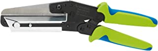 Rennsteig Wiring Duct Cutter with Support for Plastic Panels, Baseboards and Cable Ducts - Up to 4 1/2-Inch Depth
