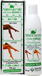Nature Secrète with Pure Argan Oil Body Lotion 350ml