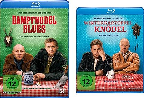 Dampfnudelblues & Winterkartoffelknödel das Eberhoferkrimi Double im Set - Deutsche Originalware [2 Blu-rays]