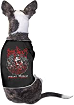 JDFSHQ Leisure Dying Fetus - Induce Terror Lovely Pet Clothes for Most Cats and Dogs