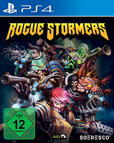 Rogue Stormers - Normal [PlayStation 4 ]