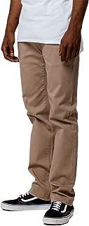 New York Slim Straight Off White Chino Pants