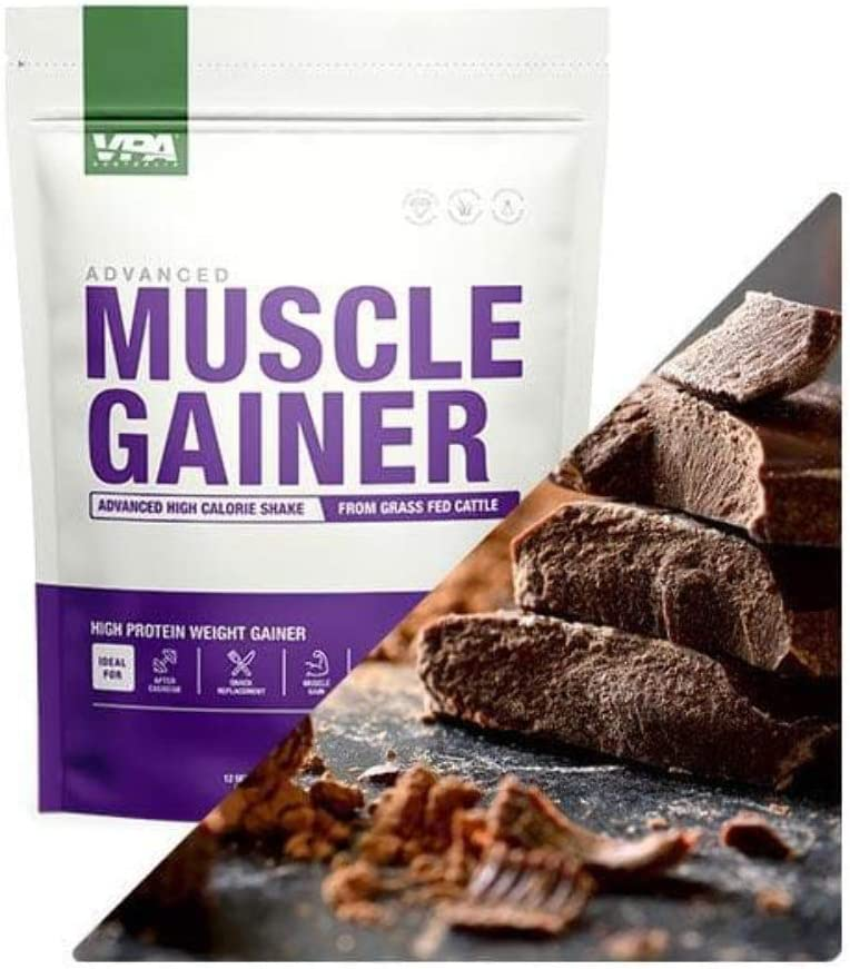 Limited time sale VPA trust Muscle Gainer Chocolate