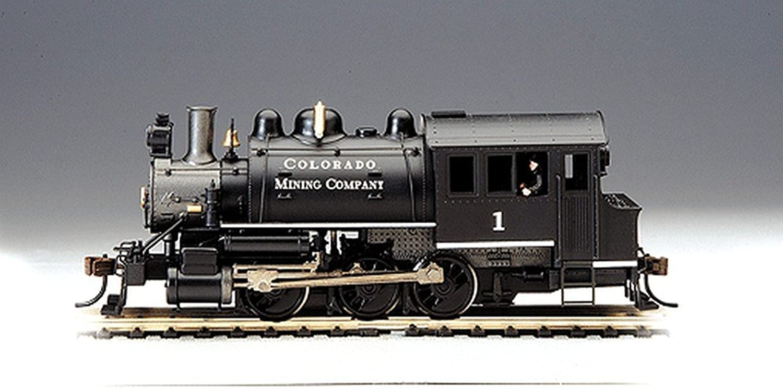 Bachmann 81815 H0 Spectrum(R) Steam 0-6-0T Powerot DCC on Board -- Farbeado Mining Co.  2 B001RG3UMQ Gewinnen Sie hoch geschätzt  | Authentisch