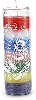 7 Swords of Saint Michael 7 Color 7 Day Prayer Candle