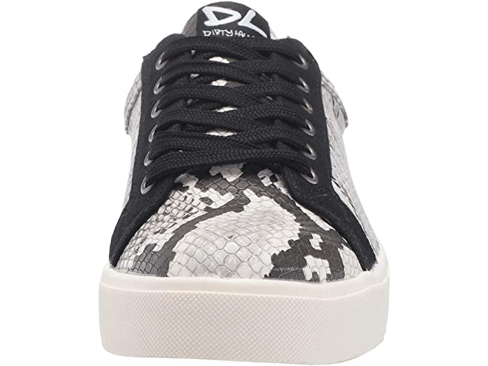 Dirty Laundry Embark White Multi Snake Sneakers & Athletic Shoes