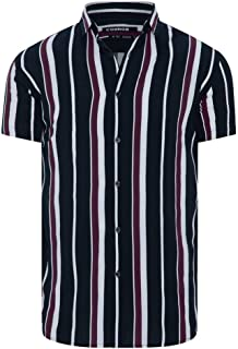 Connor Men's Kramer Shirt Short Sleeve Classic Tops Sizes XS-3XL Affordable Quality with Great Value