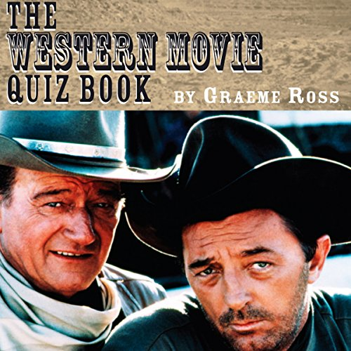 The Western Movie Quiz Book Titelbild