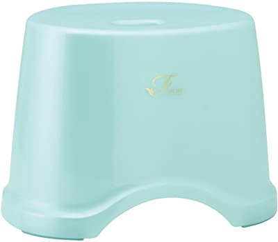 レック Florist 風呂いす 高さ25cm ブルー (風呂椅子 バスチェア) B-962