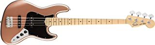 Fender American Performer Jazz Bass - Penny with Maple Fingerboard photo