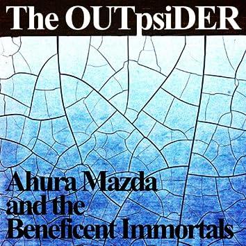 ahura mazda and the beneficial immortals