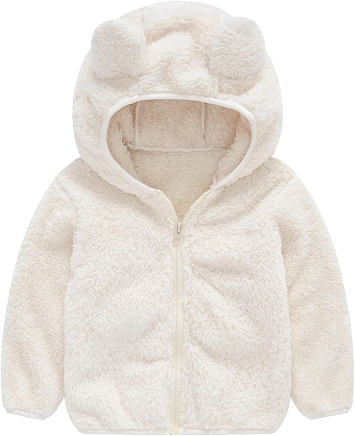 Toddler Hooded Jacket Girl Boy Warm Winter Sweatshirt Outwea sold out Top New products, world's highest quality popular!