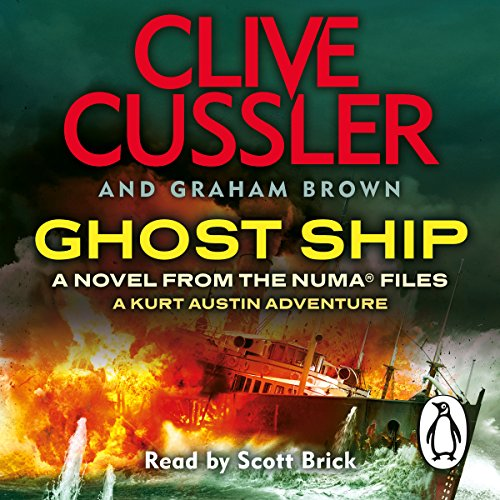 Ghost Ship audiobook cover art