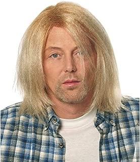 MyPartyShirt Kurt Cobain Grunge Blonde Wig
