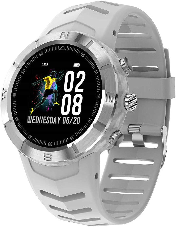 Smartwatches DT08 Smart Watch Herzfrequenz Blautdruck Schlafmonitor Mehrere Sportarten IP67 Wasserdicht Fitness Tracker, Weiß