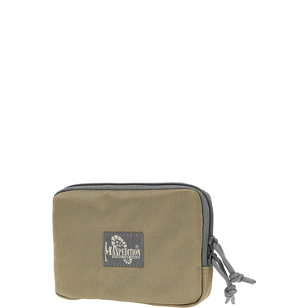 Maxpedition 5 Inch 7 Inch Zipper Khaki Foliage