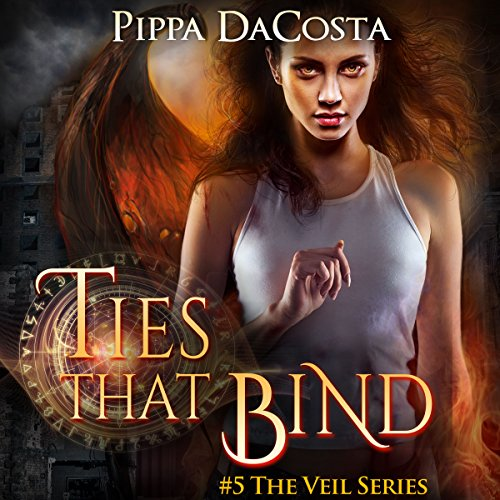 Ties That Bind audiobook cover art