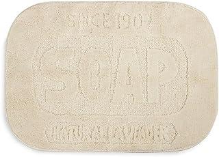 Balvi Alfombra baño Soap Color Beige Original Alfombra