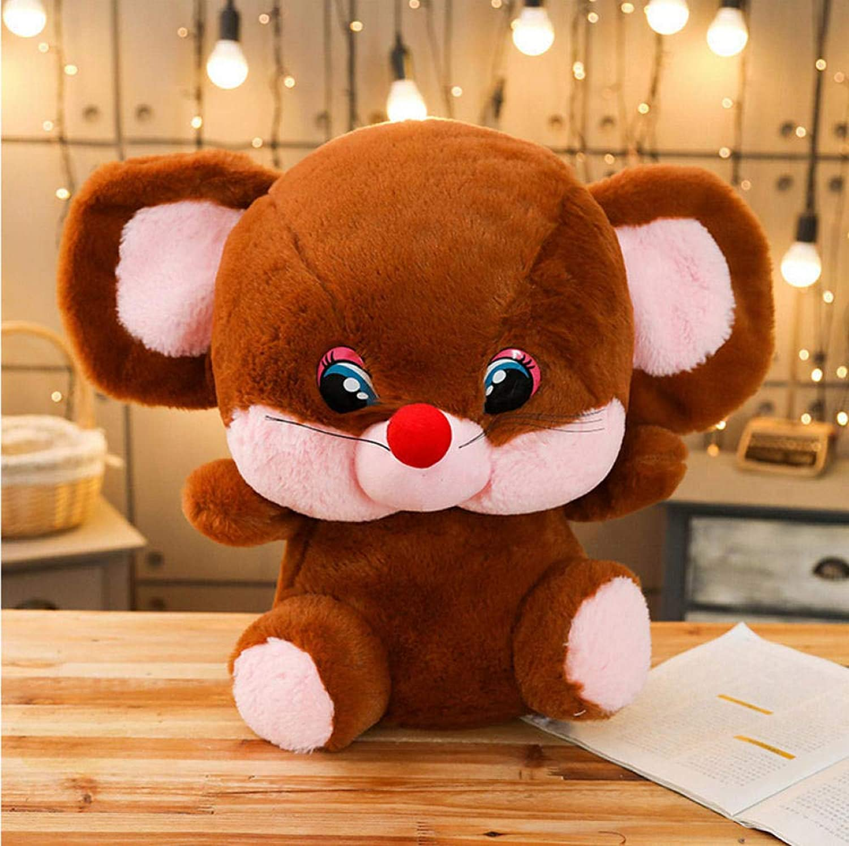 Ycmjh Plüschtier Cartoon Tier Maus Spielzeug Geschenk DekorationGeburtstagsgeschenk 60 cm