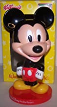 2002 Kellogg's Keebler Store/mail Order Promotion Disney's Walt Disney World Mickey Mouse Bobble Head About 8