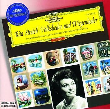 Rita Streich - Folksongs & Lullabies