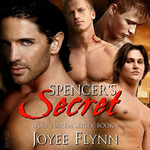 Spencer's Secret     Wolf Harem, Book 2              By:                                                                                                                                 Joyee Flynn                               Narrated by:                                                                                                                                 Malcolm McDonald                      Length: 3 hrs and 26 mins     17 ratings     Overall 3.7
