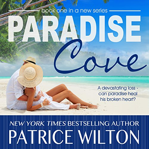 Paradise Cove audiobook cover art
