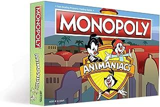 animaniacs monopoly