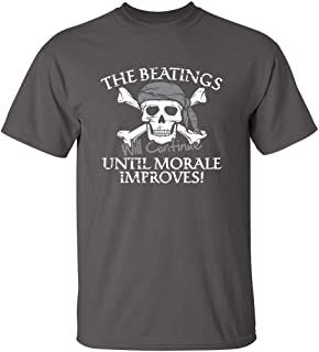 Best the beatings will continue until morale improves Reviews