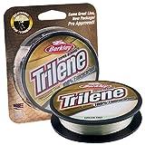 Berkley Trilene Fluorocarbon Professional Grade Filler Spool Fishing Line, Green, 12 lb./200 yd.