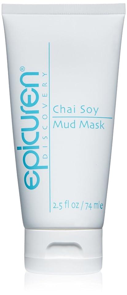 シャットインタビューホイップEpicuren Chai Soy Mud Mask - For Oily Skin Types 74ml/2.5oz並行輸入品