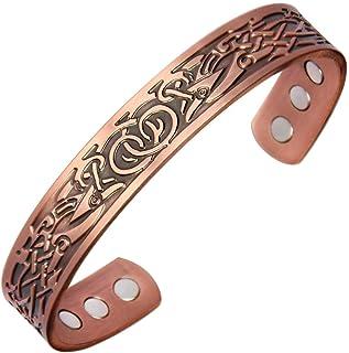 Copper Bracelets for Men Arthritis Bangle