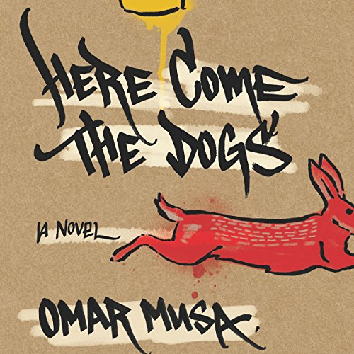Here Come the Dogs audiobook cover art