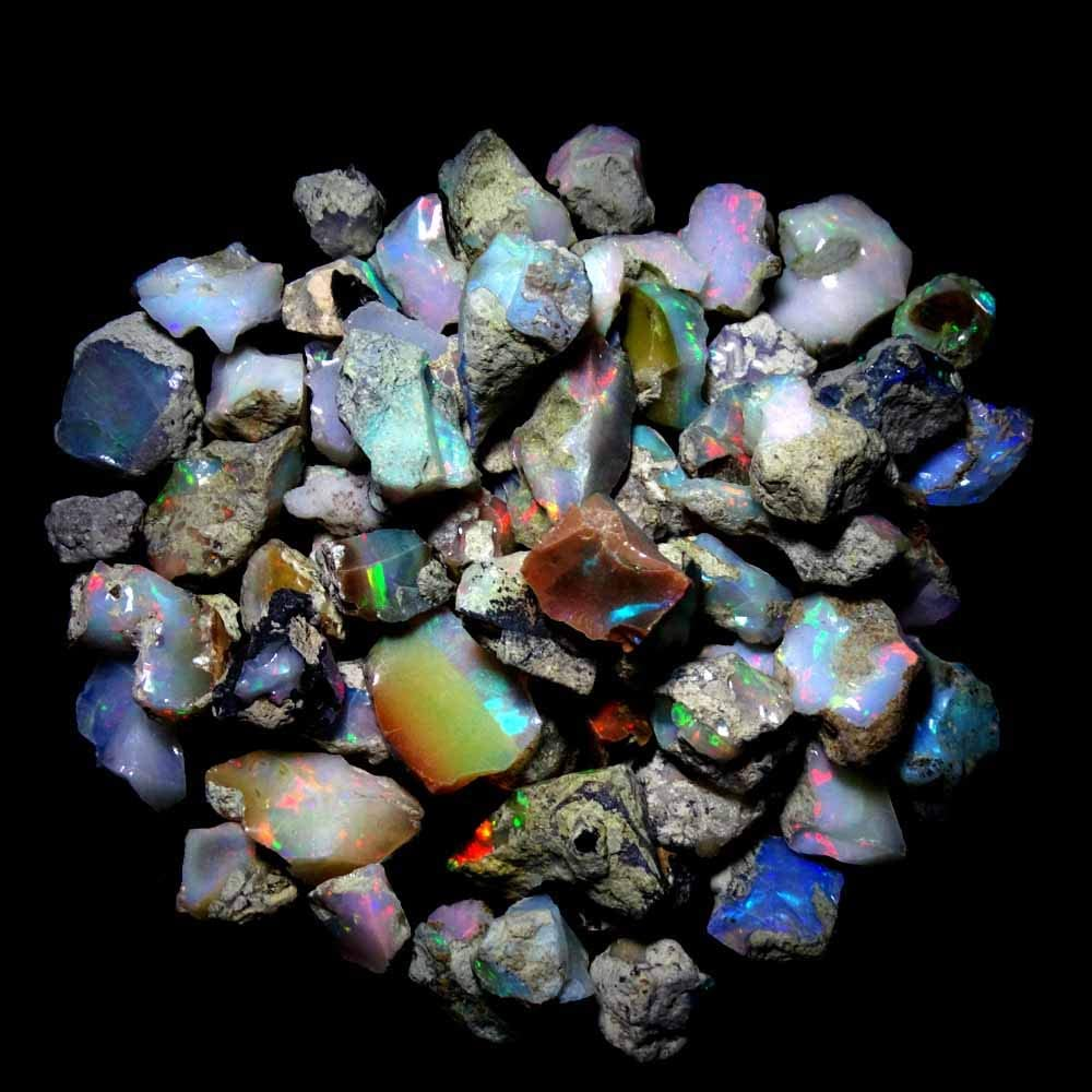 emartwala 100.00 Cts. 100% AA+ Ethiopian Opal Limited price sale Welo Natural Ranking TOP1 Rough