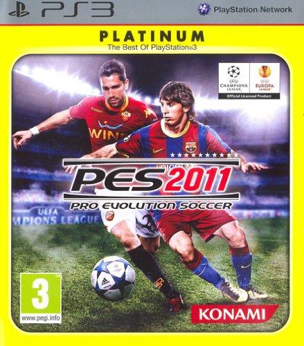 Pro evolution soccer 2011 PLATINUM [Importación italiana]