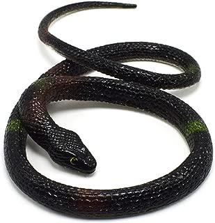 Honmofun Fake Snake Snake Toys Prank Realistic Fake Snake Plastic Snakes Fake Snakes That Look Real Prank Rubber Snakes Flexible Fake Rubber Snake Realistic Snake Rubber Snake Toys for Boys