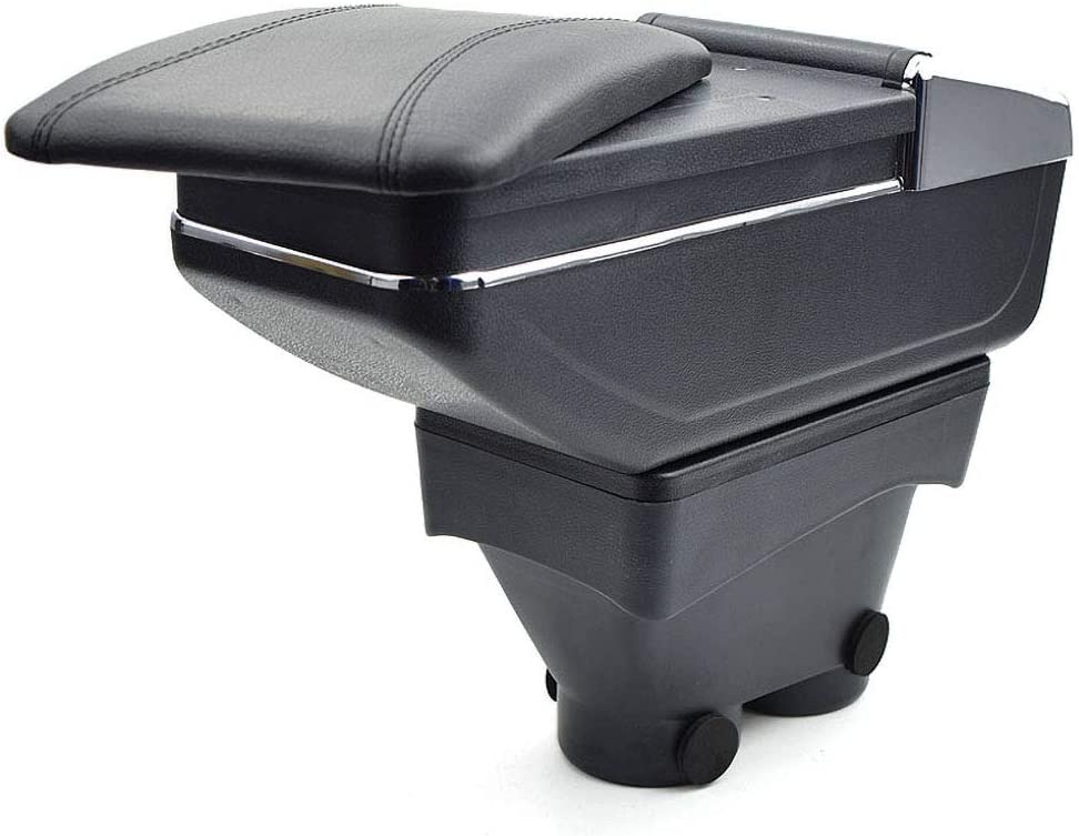 Oneuda Armrest Box for 2014-2018 Retracta 208 Our shop most popular Universal Peugeot Boston Mall