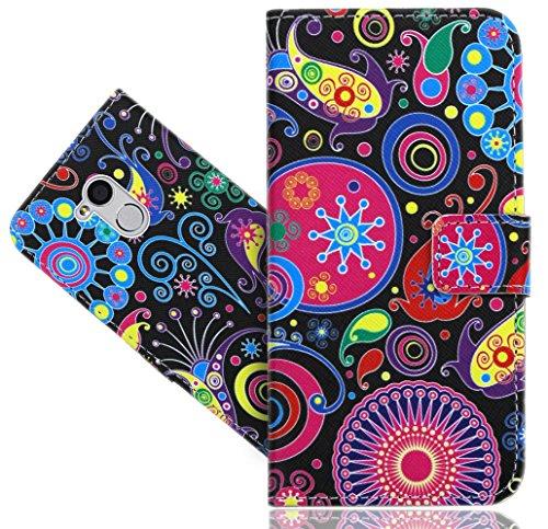 ZTE Blade V7 Lite Handy Tasche, FoneExpert® Wallet Hülle Flip Cover Hüllen Etui Hülle Ledertasche Lederhülle Schutzhülle Für ZTE Blade V7 Lite