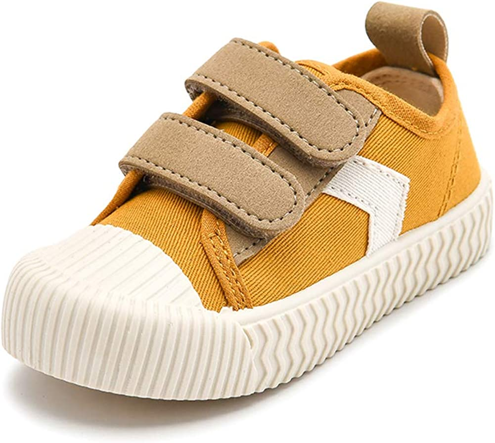 Boy's and Girl's Canvas Sneakers Walking Shoes (Toddler/Little Kid)