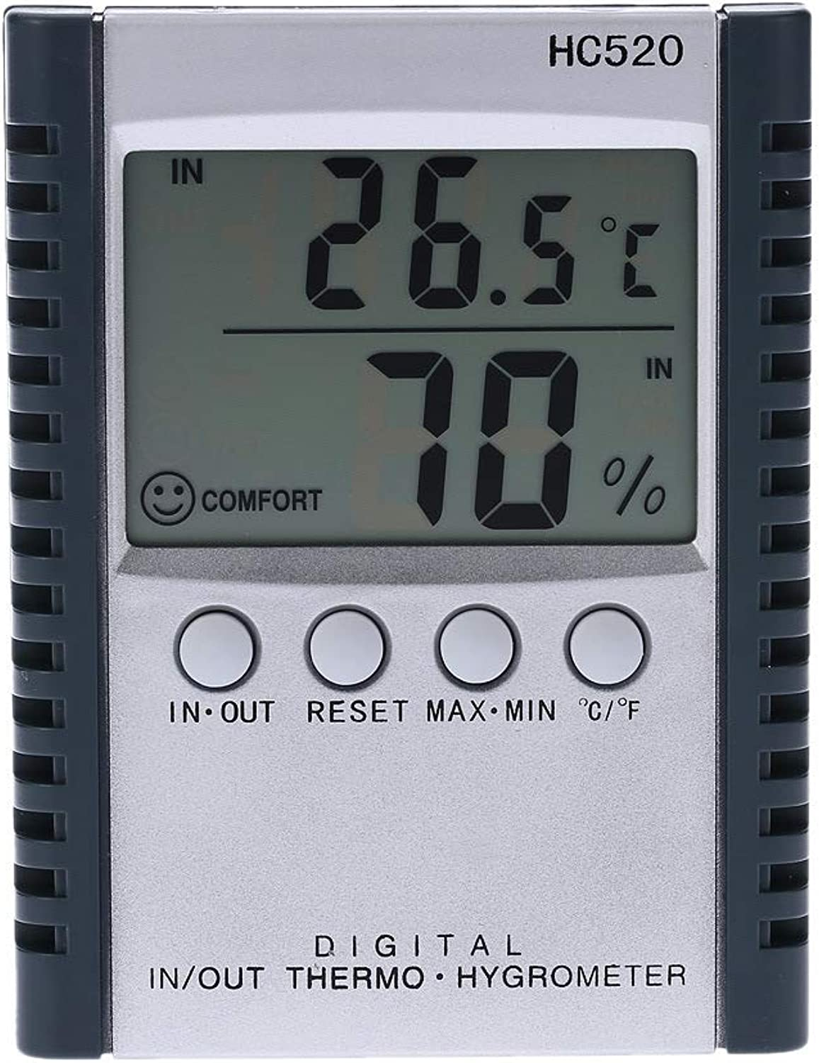 LCD Digital Indoor Outdoor Thermometer Hygrometer Temperature Humidity Tester Digital termometro Weather Station DiagnosticTool