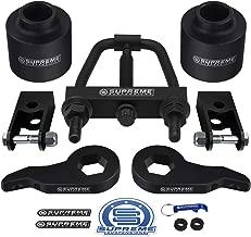 Supreme Suspensions - Full Lift Kit for Chevrolet Suburban & Avalanche and GMC Yukon Adj. 1-3