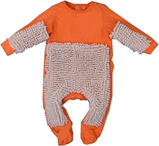baby floor mop outfit