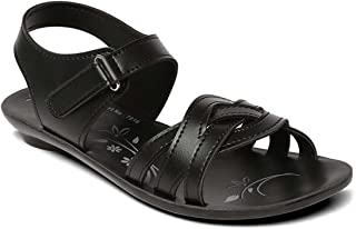 PARAGON SOLEA Women's Black Sandals