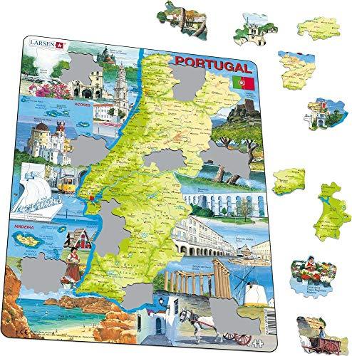 Larsen Puzzles Encajables Y Rompecabezas Portugal
