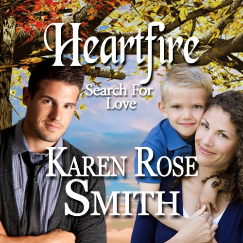 Heartfire audiobook cover art